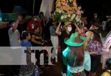 Managua: Realizan la Vela de Los Toros que da inicio a las fiestas patronales / FOTO / TN8