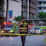 Foto: Evacúan otro edificio por grietas en Florida/Cortesía