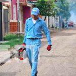 Minsa fumiga y abatiza mas de 300 casas en el distrito VI de Managua