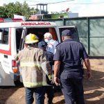Hombre termina prensado entre un cabezal y un contenedor en el Bo. Camilo Chamorro