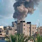 Explosión deja al menos un muerto y decenas de heridos en Gaza