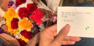 Regalo de la novia de Julián Gil