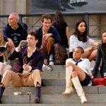cine, serie, estreno, alfombra roja, premiere, hbo max, gossip girl,