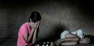 Niños víctimas de explotación sexual