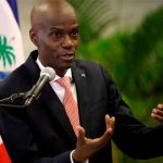 Jovenel Moïse, Presidente asesinado de Haití