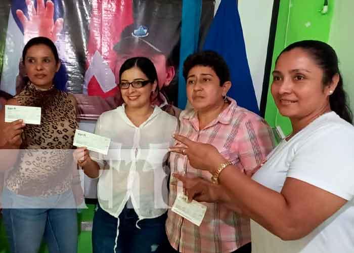 Foto: MEFCCA capitaliza a mujeres del campo en Chontales/TN8