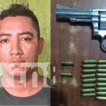 Hombre capturado por la policía acusado de homicidio en Bonanza