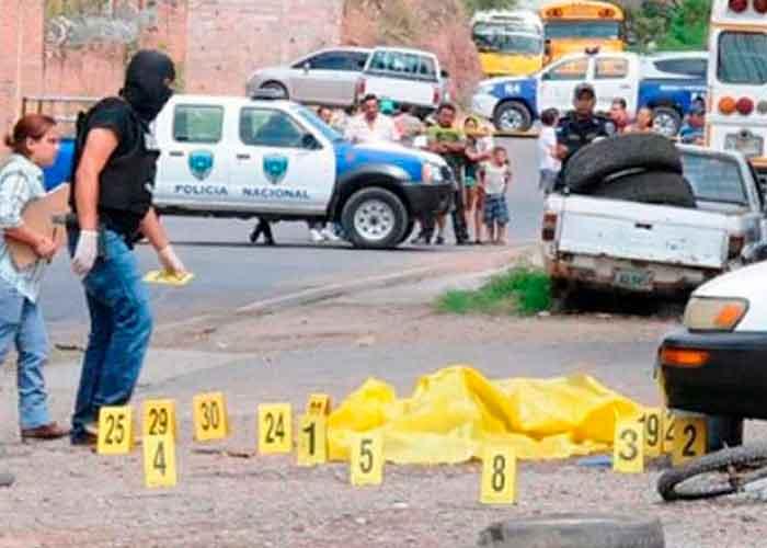 Honduras registra alta incidencia en femicidios y casos de violencia