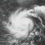 Felicia se intensifica a huracán categoría 1