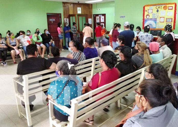 Foto: Jornada de imagenología en hospital Antonio Lenín Fonseca / TN8