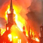 canada, quema de templos, protestas, hallazgos, restos, ninos,