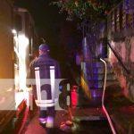 Incendio en vivienda de San Marcos deja cuantiosas pérdidas