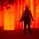 Estados Unidos reporta más de 80 incendios forestales activos