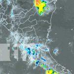 nicaragua, ineter, lluvias, onda tropical, clima,