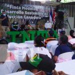 """Reunión del INTA con ganaderos para abordar tema de """"fincas modelos"""""""