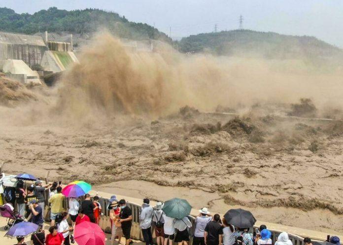 Foto: Doce muertos por inundaciones en China / France24