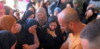 Muere niño palestino baleado por soldados israelíes