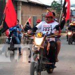 Foto:Con música revolucionará inició la celebración del 19 de Julio en Jalapa/TN8