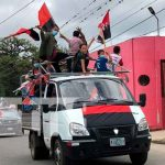 Foto: Jalapa celebró el 42 aniversario de la Revolución Sandinista /TN8