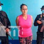 Policía Nacional esclarece muerte homicida