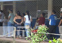 Foto: Segundo día de verificación en orden y tranquilidad en Ometepe / TN8