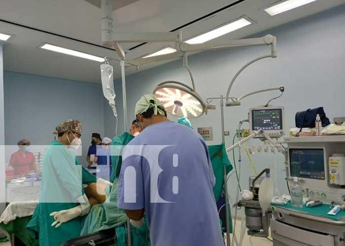 Ministerio de Salud ejecutó la primera jornada quirúrgica ortopédica