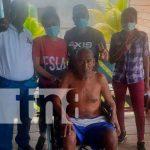 Foto: Personas con discapacidad reciben medios auxiliares en Bilwi/TN8