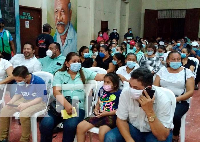 Foto: Autoridades rinden homenaje a guardar de seguridad asesinado en Juigalpa/TN8