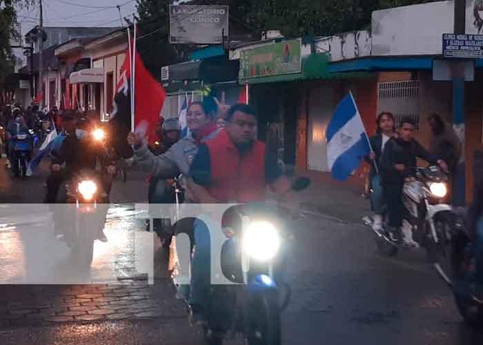 nicaragua, nueva segovia, Esteli, festejo, julio victorioso,