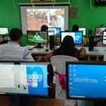 Laboratorio de computación para estudiantes técnicos en Muy Muy