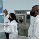 Nueva tecnología para laboratorios de virología en Nicaragua