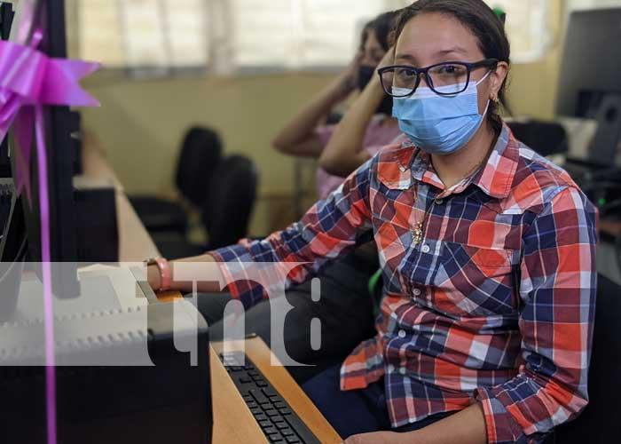 Nuevo laboratorio en Centro Tecnológico de Somoto