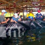 Centro experimental para la pesca en Laguna de Perlas