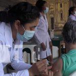nicaragua, vacuna, covid 19, salud, leon,