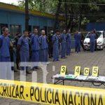 Delincuentes capturados por la policía en León