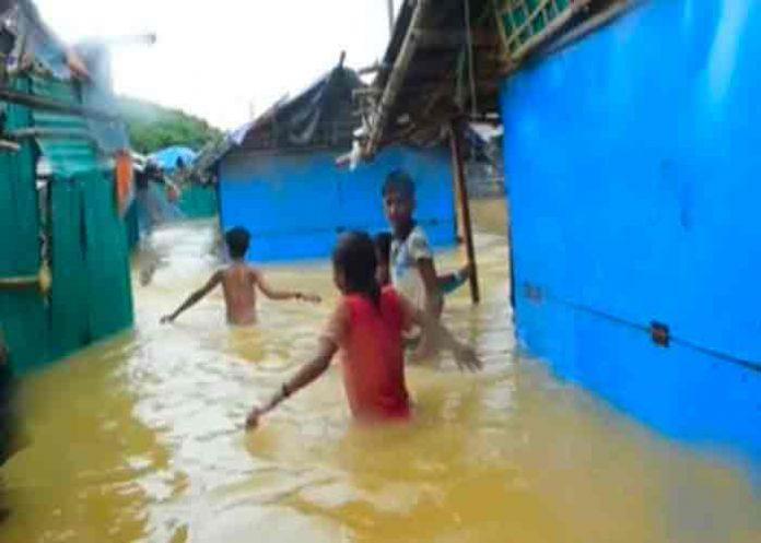 Lluvias en Bangladesh dejan 14 muertos y 5.000 refugiados desplazados