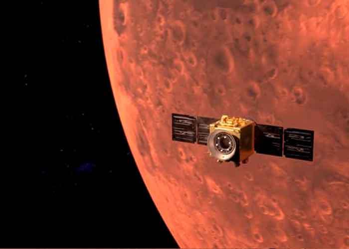 Martes planeta rojo
