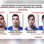Foto: Capturan a 11 personas por diferentes delitos en Matagalpa/TN8