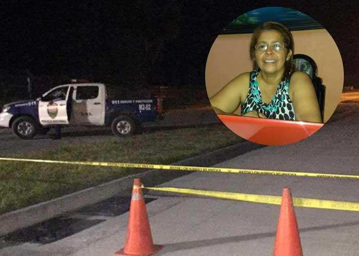 Dictan 23 años de cárcel al acusado de asesinar a una maestra encontrada en un lugar baldío