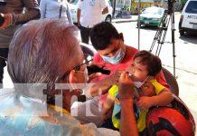 Atención en salud gratuita para familias del barrio Jonathan González