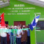 Foto: Mateare cuenta con un nuevo centro de gestión ambiental / TN8