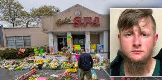 Joven acusado de masacre en salones de masaje en EE.UU. se declara culpable