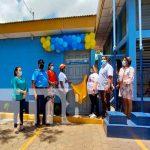 nicaragua, comisaría de la mujer, masaya, relanzamiento