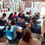nicaragua, monimbo, taller, dibujo,