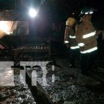 Foto: Lluvias hacen colapsar vivienda en Masaya /TN8