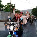 nicaragua, matagalpa, caravanas, julio victorioso,