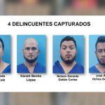 Sujetos capturados en Matagalpa por tráfico de marihuan
