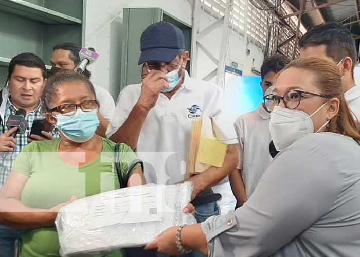 Material de Verificación Ciudadana ya listo para Managua