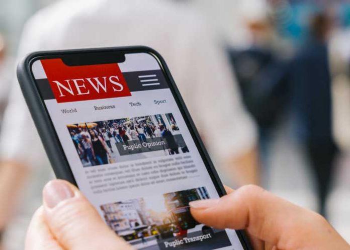 Imagen ilustrativa sobre medios de comunicación en tiempos digitales