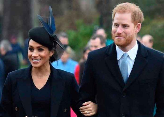Príncipe Harry y Meghan Markle son nominados a los Emmy